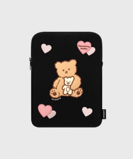 [EARPEARP] アイラブイット ニニ(iPadポーチ)  / I love it nini (iPad pouch)