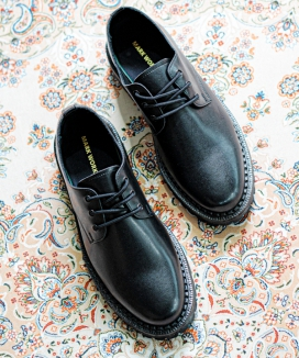 [MARKWORKS] 無重力シューズ ワイルドソールダービー / ZERO GRAVITY SHOES WILDSOLE DERBY