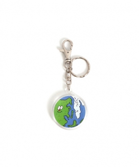 [PIECEMAKER] アースキーリング[EZwithPIECE] / [EZwithPIECE] EARTH KEY RING