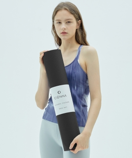 [CIENNA] 6mm リバーシブルヨガマット / 6MM reversible yoga mat