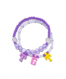 [TARGETTO] TGTビーズブレスレット / TGT BEADS BRACELET