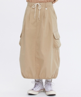 [TARGETTO] [FRIZMWORKS X TGT]バルーンポケットスカート / [FRIZMWORKS X TGT]BALLOON POCKET SKIRT