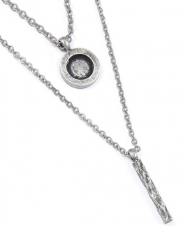 [FLAREUP] レイヤードセットネックレス / [SET] Layered SET Necklace (FL-703)