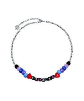 [VVV] ミラクルビーズネックレス / MIRACLE BEADS NECKLACE