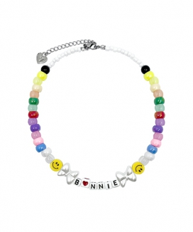 [VVV] ボニーボニー ビーズネックレス / BONNY BONNIE BEADS NECKLACE