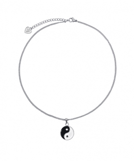 [VVV] 陰陽ペンダントネックレス / YINGYANG PENDANT NECKLACE