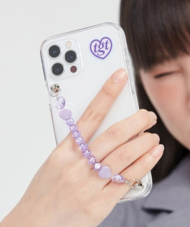 [TARGETTO] ビーズIPHONEケース / TGT BEADS IPHONE CASE