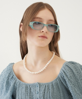 [TMO BY 13MONTH] ベーシックパールネックレス / BASIC PEARL NECKLACE