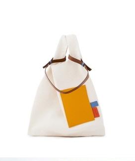 [faff] マーケットバッグ / Market bag