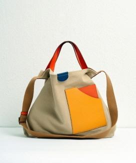[faff] コーナーバッグ / Corner bag