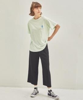 [MANAVIS7] サマーワイドパンツ / Summer Wide Pants