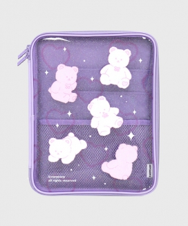 [EARPEARP] トゥインクルメリー(PVCポーチ)  / TWINKLE MERRY(PVC pouch)