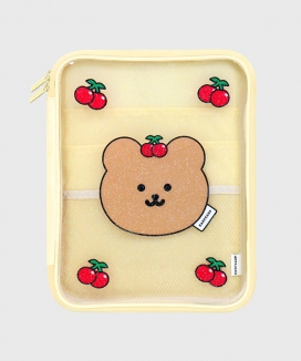 [EARPEARP] チェリーコビー(PVCポーチ) / CHERRY COVY(PVC pouch)