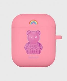 [EARPEARP] ジェリーコビー(airpods / pro ソフトケース) / JELLY COVY(airpods / pro jelly case)