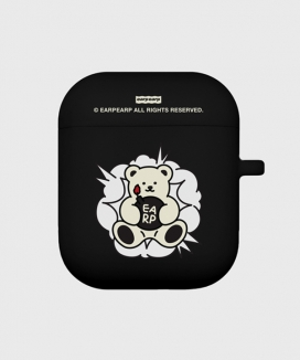 [EARPEARP] ボムBABA(airpods / pro ソフトケース) / BOMB BABA(airpods / pro jelly case)