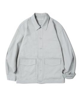 [Diamond Layla] アウトポケット コットンジャケット J18 / Out Poket Cotton Jacket J18