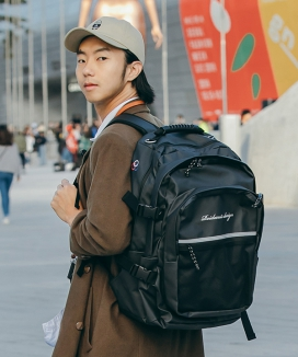 [ROIDESROIS] ビッグ OH OOPS バックパック / BIG OH OOPS BACKPACK