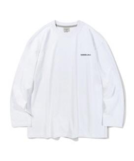 [Diamond Layla] チェックロング長袖ティーシャツ(T54) / Check Logo Long Sleeve T54