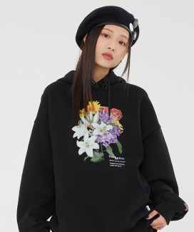 [TARGETTO] ブーケフーディ / BOUQUET HOODIE