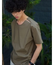 [USUAL EDIT] Console Woven Tee