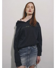 [1159STUDIO] MH1 OFF SHOULDER HOOD