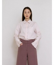 [NOTA] DETACHABLE PLEATS CUFFS SHIRTS