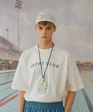 [MAINBOOTH] Yacht Club T-shirt