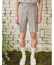 [by Standard]  Check Shorts