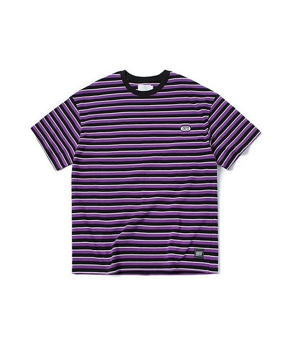 [CRITIC] STRIPE T-SHIRT