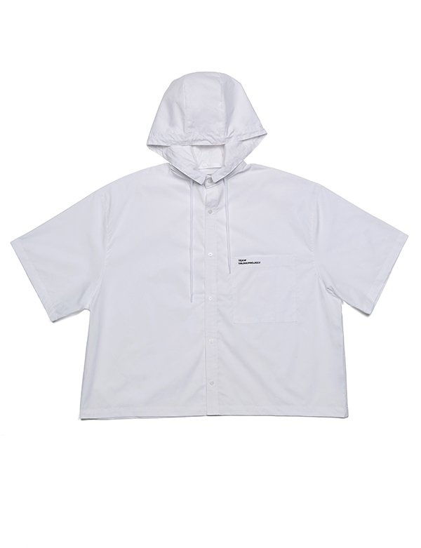 [TRUNK PROJECT] Detachable hoodie shirts