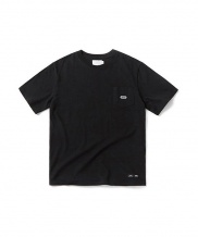 [CRITIC] BASIC LOGO POCKET T-SHIRT