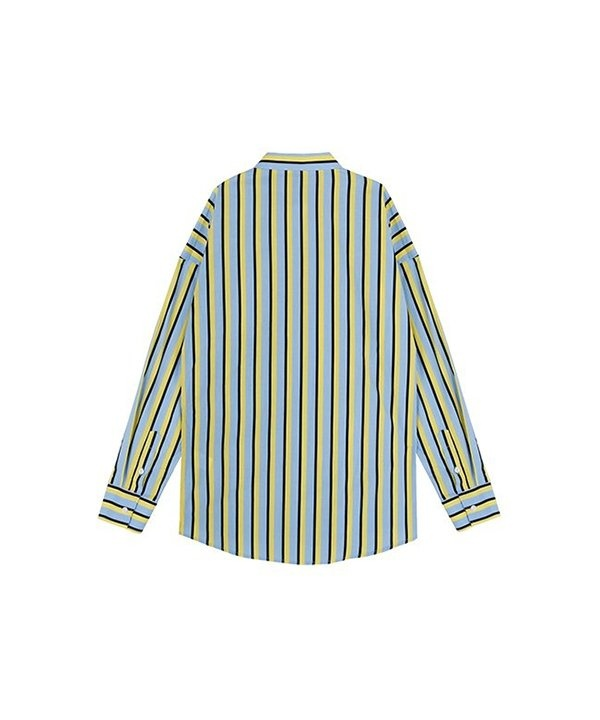 [TARGETTO] STRIPE SHIRT