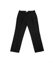 [SLOVEN MODE] Two Tuck Straight Slacks