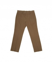 [SLOVEN MODE] Label Chino Pants