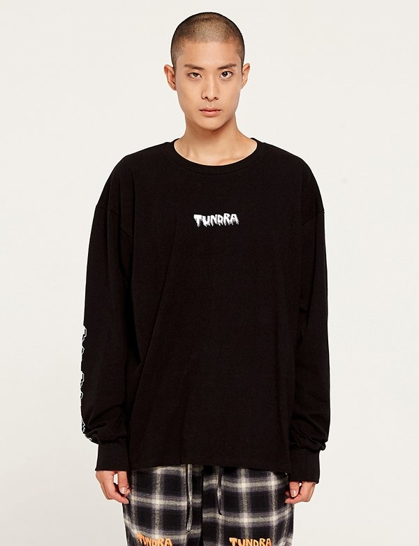 [IVORYPAPER] tundra long sleeve t-shirt