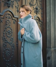 [NOMINATE] CASHMERE HANDMADE LONG COAT