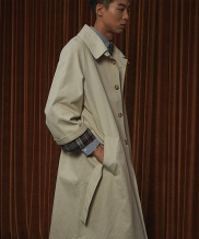 [COQUET STUDIO] UNISEX MAC DEVELOP COAT