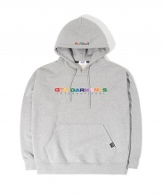 [QT8 GARMENTS] HT Rainbow Hood Tee