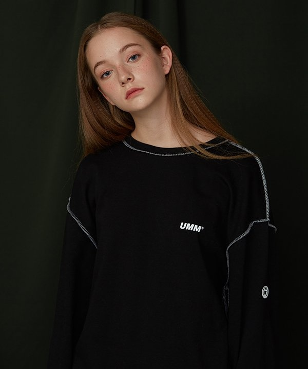 [UMM] STITCH LONG SLEEVE-T