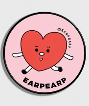[EARPEARP] Heart character (Smart Tok)