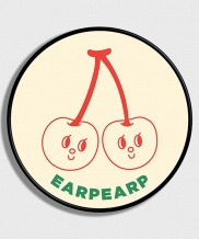 [EARPEARP] Cherry character (Smart Tok)