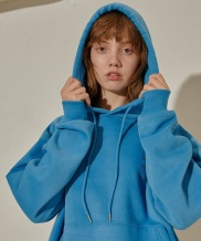 [MOL BY MORE OR LESS] CAMPAIGN NAPPING HOOD TOP