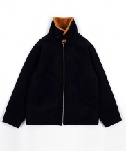 [youthbath] Over-fit heavy wool deck jacket_N-1