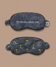 [COOL ENOUGH STUDIO] THE SLEEPING MASK by minzo.king