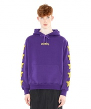 [CHARMS] SIDE PATCH LOGO HOODY