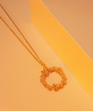 [jubiler] Full bloom_blooming (S) necklace