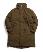 [OVERCAST] Hooded Goose Down Parka