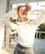 [Oct.3] BELL SLEEVE WIDE TURTLE NECK T