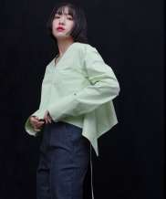[PHILOCALY] Wing blouse