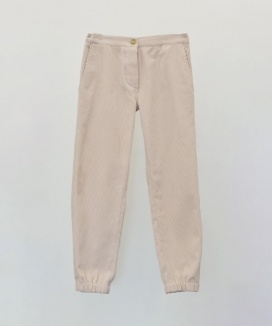 [TAZE] Corduroy Must Have Jogger Pants